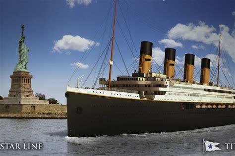 titanic film zanimljivosti oživjet će najslavniji brod milijarder gradi novi titanic