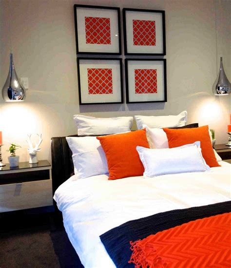 Orange Master Bedroom Decorating Ideas by Orange Master Bedroom Decorating Ideas Glif Org