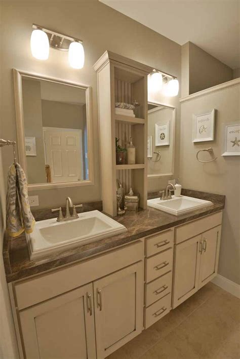 bathroom her cabinet best 25 his and hers sinks ideas on pinterest double