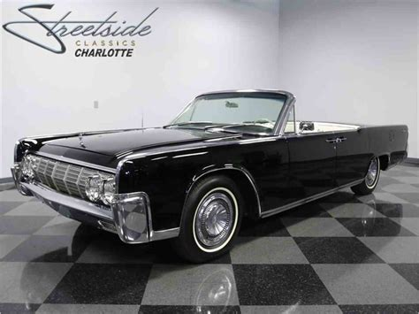 lincoln continental 1964 lincoln continental for sale classiccars com cc