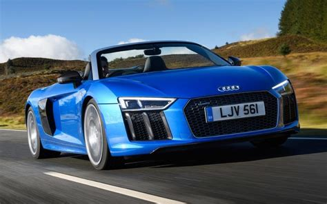 Audi Is Made Where by Audi R8 Spyder Review One Of The Most Exciting Cars The