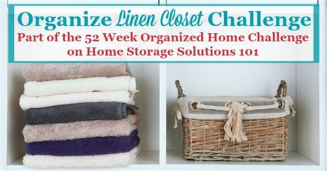 home storage solutions 101 organized home how to organize linen closet or cabinet