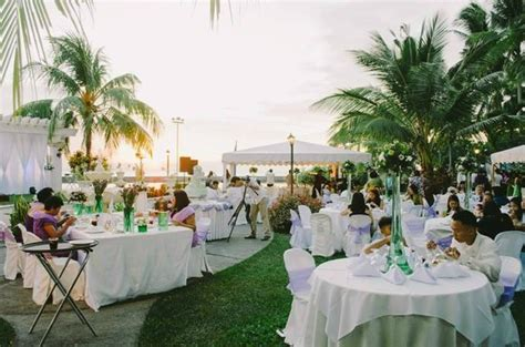 Wedding Organizer In Bacolod City by Wedding Reception Picture Of Palmas Mar Conference