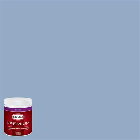 glidden team colors 8 oz cfb 184d ncaa carolina a and t state blue interior