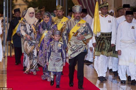 norjuma kahwain vvvvip norjuma kahwin dengan sultan brunei