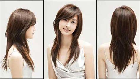 korean v shape hair cut 20 best haircuts for oval face hairstyles haircuts
