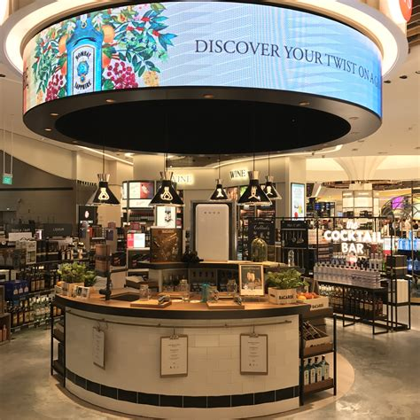 changi airport new year promotion bacardi mixes it up with spirits promotion at changi