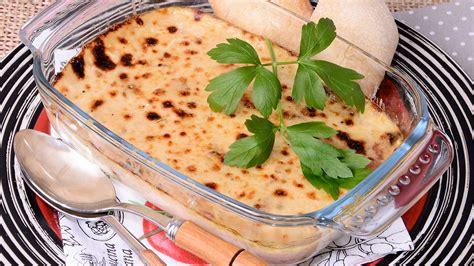 la cocina de julius trigueros gratinados julius julio bienert receta