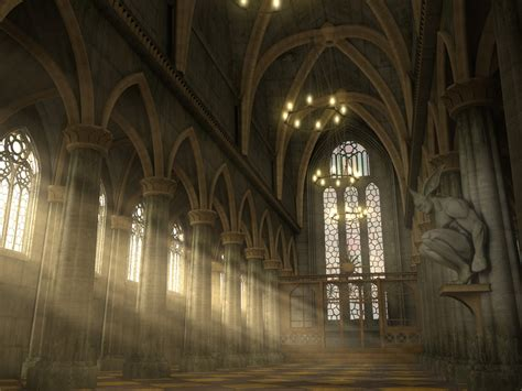 gothic interior gothic interior creation cinema4d download only