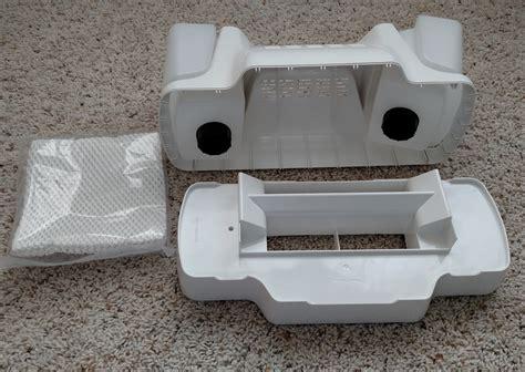 versonel eco friendly smart portable floor vent humidifier