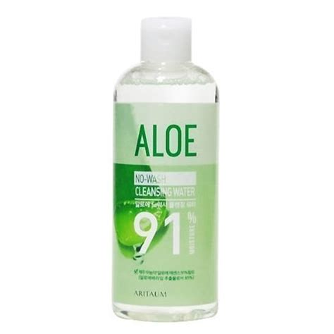 Detox Aloe Vera Malaysia by Aritaum Aloe No Wash Cleansing Water Best Korean