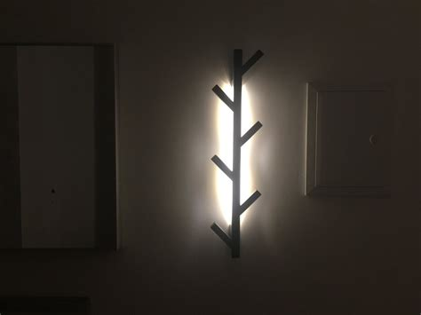 Painting Ideas For Dining Room Ikea Tjusig Hanger With Dioder Backlight Ikea Hackers