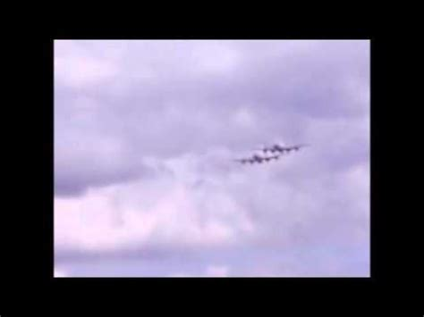 theme music dambusters lancaster bombers at dunsfold 2014 with dambusters theme