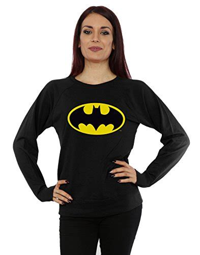 Raglan World Cup Logo 04 Ordinal Apparel dc comics women s batman logo sweatshirt small black