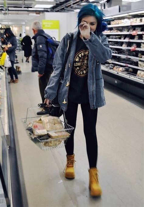 More Grunge Looks by Grunge Style Softgrunge Denim