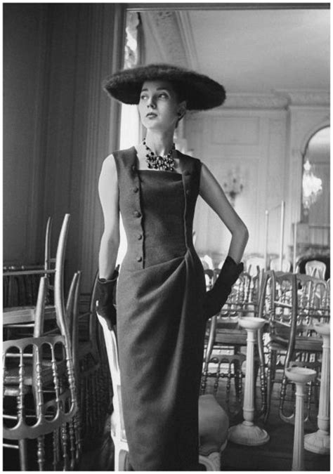 shakira fashion line facts dior glamour model ren 233 e breton 1955 dress autumn winter