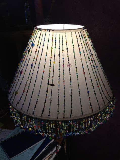beaded chandelier shades best 25 lshade chandelier ideas on