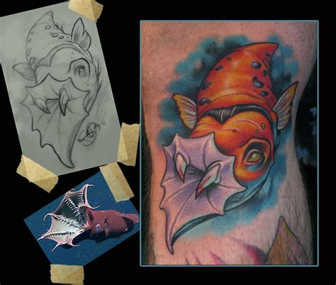tattoo convention st cloud vire squid tattoo by scotty munster tattoonow