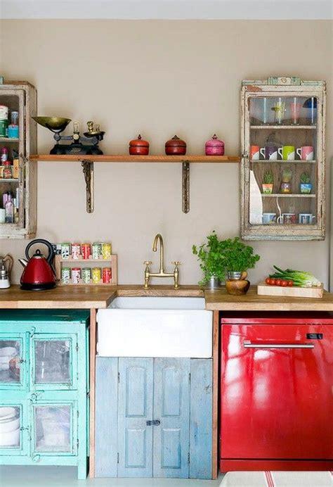 imagenes vintage para cocina cocinas vintage de 34 ideas para decorar tu cocina al