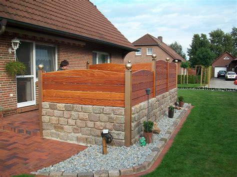 terrassengestaltung sichtschutz terrassengestaltung mit sichtschutz ambiznes