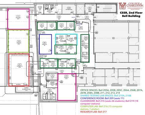 College Of Charleston Calendar College Of Charleston Map Maps Blossom
