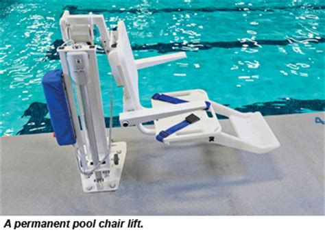 Pool Chair Lift by Hotels Scramble To Meet Chair Lift Mandate For Swimming