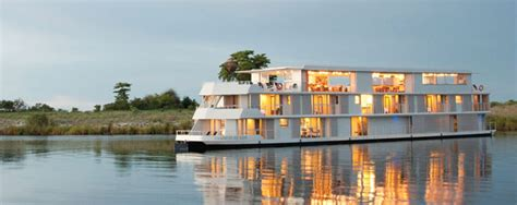houseboat zambezi queen zambezi queen itinerary schedule current position
