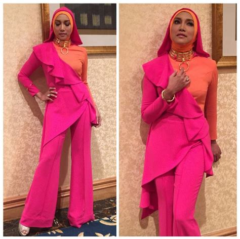 Dress Siti koleksi dress siti nurhaliza blackhairstylecuts