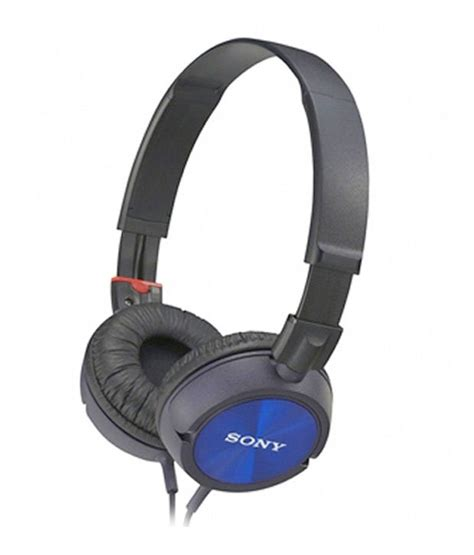 Headphone Sony Mdr Zx300 Buy Sony Mdr Zx300 Sound Monitoring Ear Headphone