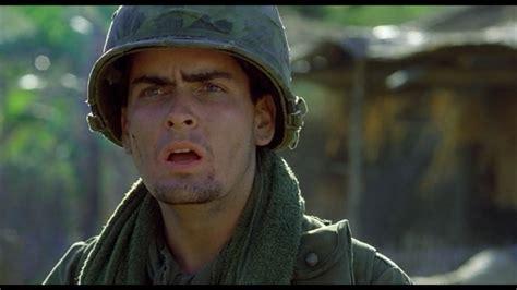 tom taylor vietnam platoon 1986 qu 233 fue de sus actores parte 2 youtube