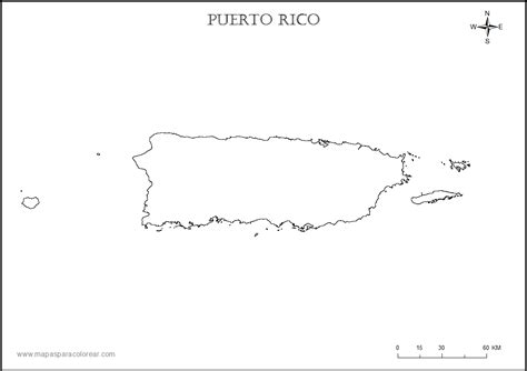 coloring page map of puerto rico puerto rico map free colouring pages