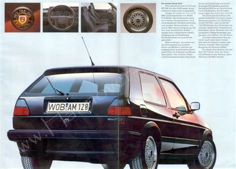 Edition Of One by Hannover Edition De Sonstiges Prospekte Golf Golf