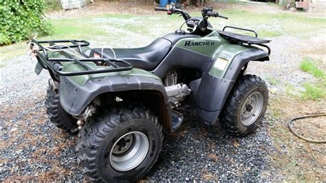 Honda Rancher by 2003 Honda Rancher 350 Motorcycles For Sale