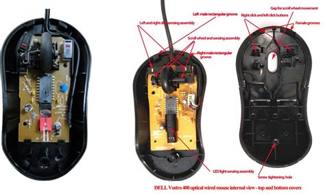 Mouse Komputer Kabel bagian bagian dari mouse komputer santekno
