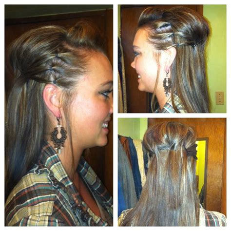 hairstyle ideas for a night out fun hairstyle for a night out hair nails and beauty