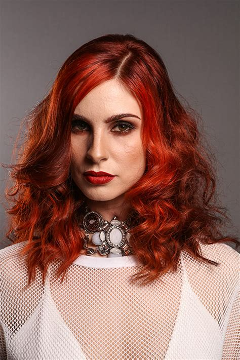 hair and makeup kirkcaldy l oreal colour trophy 2016 scottish and irish regional