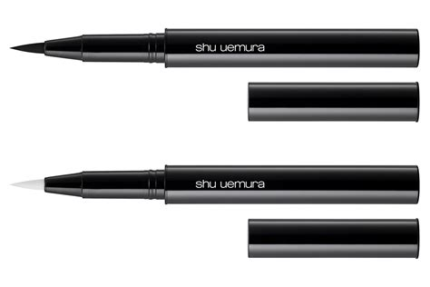Eyeliner Shu Uemura the office chic shu uemura calligraph ink collection for 2014 news