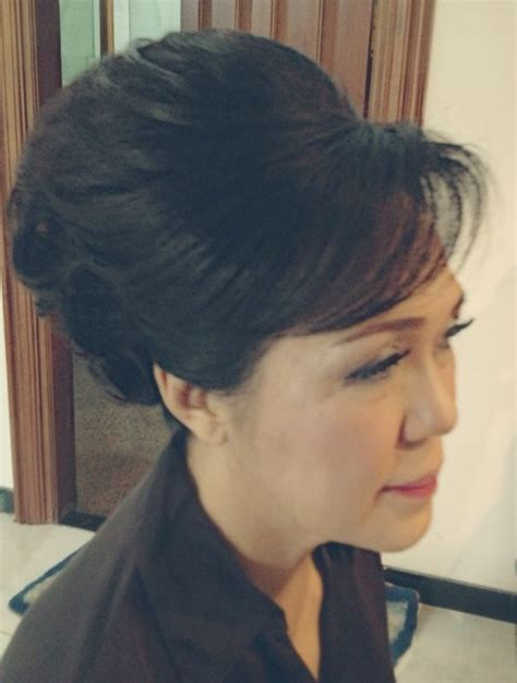 Make Up Dan Hairdo Di Salon make up dan hairdo sanggul rias pengantin surabaya murah