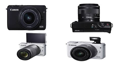 Baterai Kamera Canon Eos M10 Canon Eos M10 Kamera Mirrorless Dengan Fitur Canggih