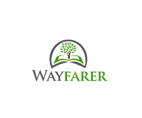 Publishing Company Logo Design For Wayfarer Press By Parv Design 5547007 Publisher Logo Templates