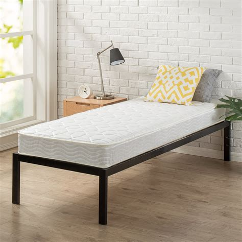 Rv Bed by Zinus 6 Inch Mattress Narrow Cot Size Rv