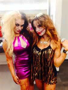 The 15 hottest wwe a halloween costumes therichest