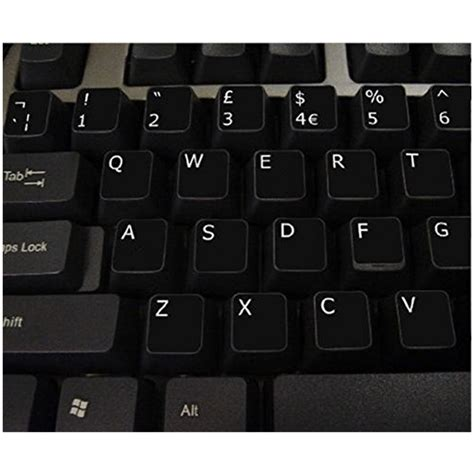 Replacement Keyboard Letters replacement keyboard letters stickers uk layout