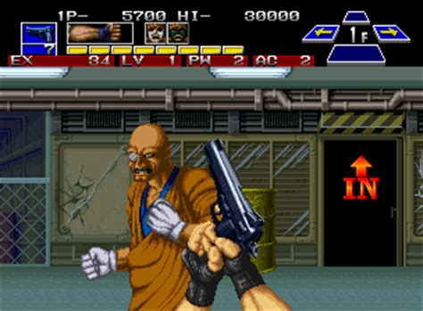 the super spy screenshots for neo geo mobygames