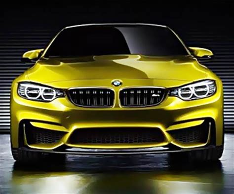 2017 bmw m4 series coupe new rendering bmw redesign