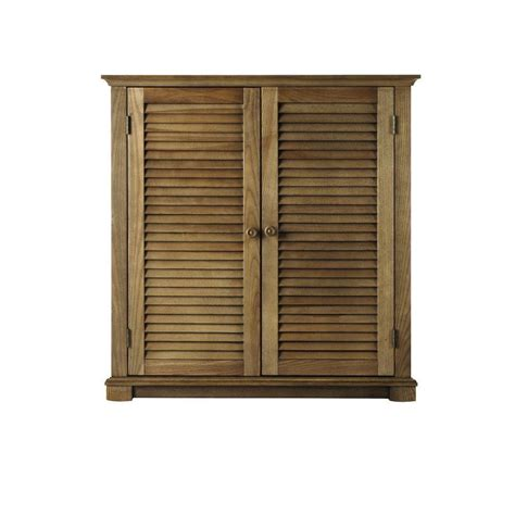 home depot shoe storage home decorators collection shutter 35 in w weathered oak
