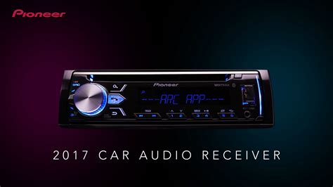 best pioneer car stereo 2017 pioneer car audio receiver introduction general