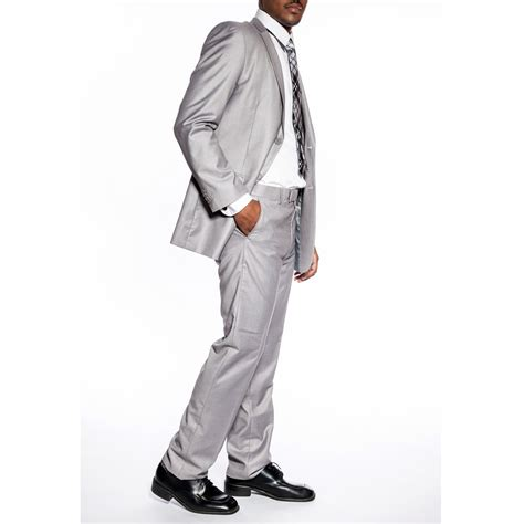 light grey slim fit suit light grey slim fit suit two button narrow