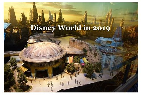 disney package deals 2019