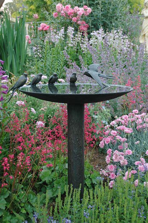 Garden Decoration Birds by 20 Beautiful Garden Decorations Sculptures To Accentuate